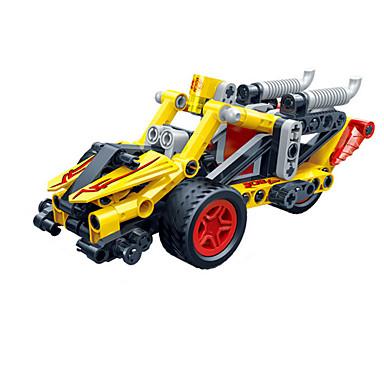 Spielzeug-Autos Bausteine Aufziehbare Fahrzeuge Rennauto Spielzeuge Anderen Eagle Rennauto Kreativ Heimwerken Kunststoff Unisex Jungen