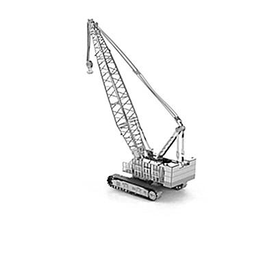 بانوراما الألغاز قطع تركيب3D اللبنات DIY اللعب آلة الفولاذ المقاوم للصدأ ألعاب البناء و التركيب
