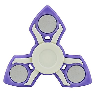Spinner antistres mână Spinner Titirez Jucarii Jucarii Tri-Spinner Două Spinner Ring Spinner Spinner de viteză Jucarii Focus Toy Birouri
