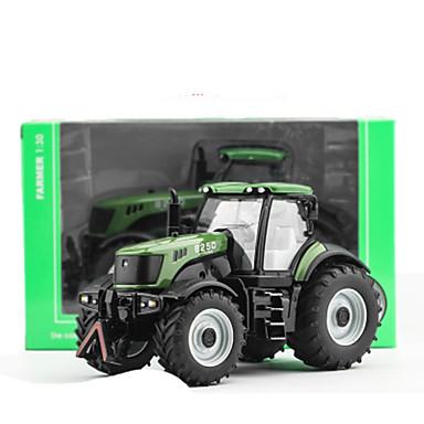 Terugtrekauto/Inertie-auto Terugtrekvoertuigen Speelgoedauto's Constructievoertuig Boerderijvoertuig Bulldozer Speeltjes Automatisch