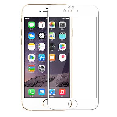 Displayschutzfolie für Apple iPhone 6s Plus iPhone 6 Plus Hartglas Vorderer Bildschirmschutz High Definition (HD) 9H Härtegrad 2.5D