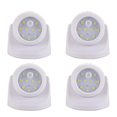 LED Night Light-2W-BatterijSmart Menselijke lichaamsensor - Smart Menselijke lichaamsensor