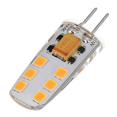 6W 200-300lm G4 أضواء LED Bi Pin T 12 الخرز LED SMD 2835 أبيض دافئ أبيض كول 12V