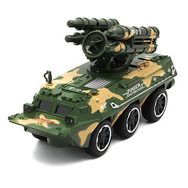 Speelgoedauto's Speeltjes Legervoertuig Speeltjes Simulatie Anderen Tank Strijdwagen Metaallegering Stuks Unisex Geschenk
