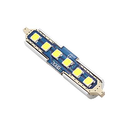 4x-new-2017-festoon-42mm-6-smd-3030-cnabus-weiß-led-car-dome-light-lamp-bulbs-3021-6428-de3175 12v-24v