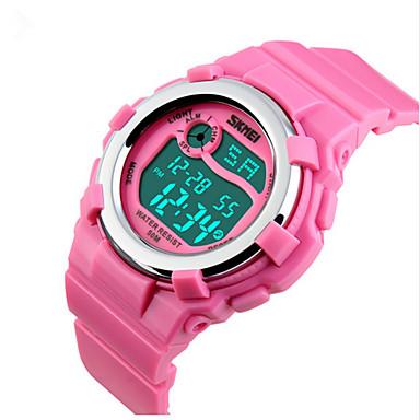 Ceas Smart Rezistent la Apă Sporturi Multifuncțional Cronometru Ceas cu alarmă Cronograf Calendar Zone Duale de Timp OtherNr Slot Sim