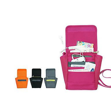 حقيبة السفر حامل الجواز و الهوية حقائب يعبر الجسد حقائب-ميني منظم أغراض السفر واقي بطاقة الائتمان حقيبة كروس مقاوم للماء المحمول سريع جاف