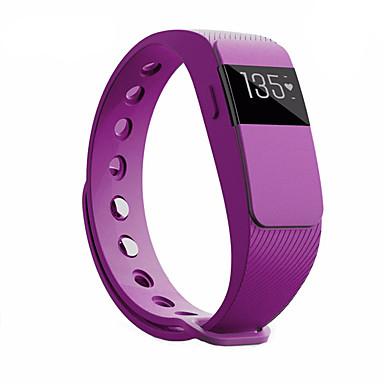 Smart-ArmbandVerbrannte Kalorien Schrittzähler Video Übungs Tabelle Sport Kamera Herzschlagmonitor Touchscreen Distanz Messung