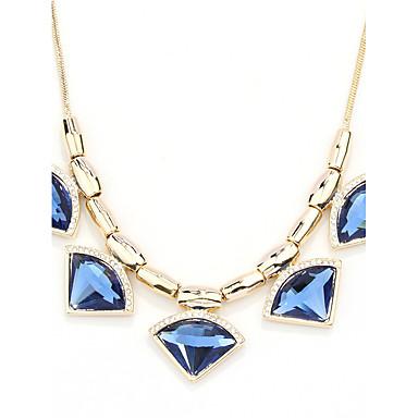 Pentru femei Coliere Bijuterii Bijuterii Cristal Aliaj Design Unic Modă Euramerican Bijuterii Pentru Petrecere Alte Serată