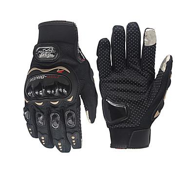 motorfiets pro-biker handschoen fietsen fiets race-handschoenen motorfiets volle vinger niet-wegglijdende handschoenen