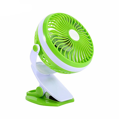 cheap Smart Home-360 Degrees Of Mini USB Charging Stroller Fan Dormitory Small Fan