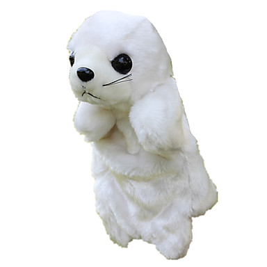 حيوانات محشية العرائس ألعاب Rabbit قماش قطيفة للأطفال قطع
