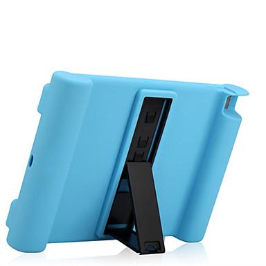hoesje Voor Apple iPad Air 2 Schokbestendig met standaard Volledig hoesje Effen Kleur Zacht Siliconen voor iPad Air 2 Apple