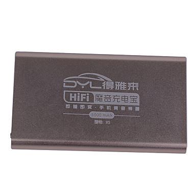 Deyalai hifi magische power mobiele oplader multifunctionele polymere plaat baotong draagbare versterker decodering