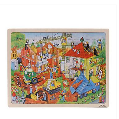 puzzle-uri Puzzle Blocuri de pereti DIY Jucarii