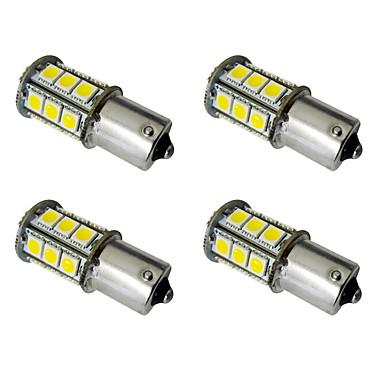 4pcs 1157 / 1156 Automatisch Lampen 2.5W SMD 5050 200lm LED Exterieur Lights