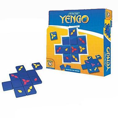 Speeltjes Vierkant Kunststof