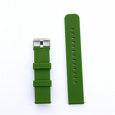 billige Se band for Motorola-Klokkerem til Moto 360 2nd Motorola Moderne spenne Silikon Håndleddsrem