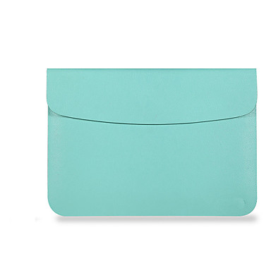 الأكمام إلى MacBook Air 11-inch لون الصلبة جلد اصطناعي مادة