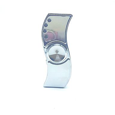 Hand Spinner Speeltjes Kantoor Bureau Speelgoed Oplaadbaar LED Lamp Rechthoekig Metallic Stuks Volwassenen Geschenk