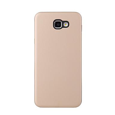 غطاء من أجل Samsung Galaxy J7 Prime J5 Prime ضد الصدمات غطاء خلفي لون الصلبة قاسي PC إلى J7 (2016) J7 Prime J7 J5 (2016) J5 Prime J5 J3