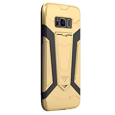 Maska Pentru Samsung Galaxy S7 edge S7 Anti Șoc Cu Stand Carcasă Spate armură Greu PC pentru S8 Plus S7 edge S7