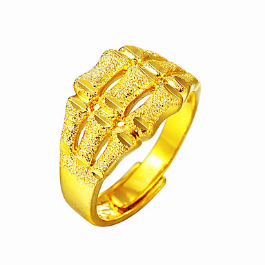 Herrn Kupfer Stulpring - Totenkopf Einstellbar Rock Punk Gold Ring Für Besondere Anlässe Geburtstag Geschenk Normal Draussen