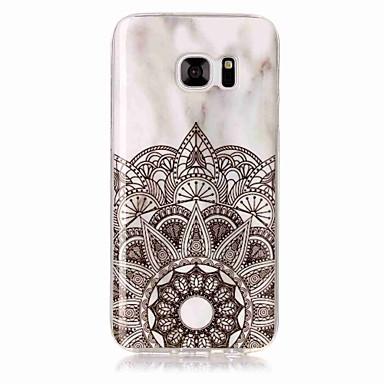 Hülle Für Samsung Galaxy S8 Plus S8 IMD Rückseitenabdeckung Marmor Weich TPU für S8 S8 Plus S7 edge S7 S6 edge S6 S5 S4 S3