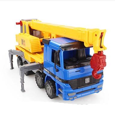 Spielzeug-Autos Spielzeuge Baustellenfahrzeuge Kran Spielzeuge Extra Groß Rechteckig Eisen Stücke Unisex Jungen Geschenk