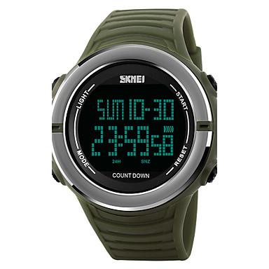 SKMEI Bărbați Ceas digital Ceas de Mână Ceas Militar  Ceas La Modă Ceas Sport Japoneză Piloane de Menținut Carnea Alarmă Calendar