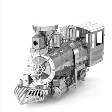 Puzzles 3D - Puzzle Metallpuzzle Bausteine Spielzeug zum Selbermachen Kreisförmig Aluminium