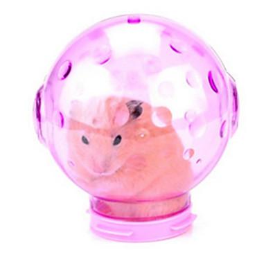 Nagetiere Hamster Silikon Reinigung Blau Rosa