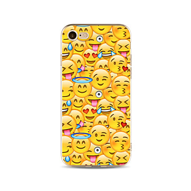 hoesje Voor Apple iPhone X iPhone 8 Plus Patroon Achterkantje Cartoon Zacht TPU voor iPhone X iPhone 7s Plus iPhone 8 iPhone 7 Plus