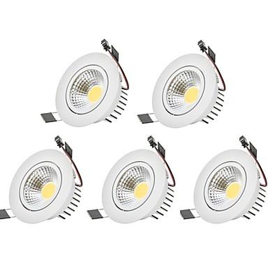 3W 1 المصابيح ديكور أضواء LED أبيض دافئ أبيض كول AC85-265