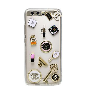 Pentru huawei p10 p10 plus diy personalizate manual de moda telefon de coajă p9 p9 lite p8 p8 lite
