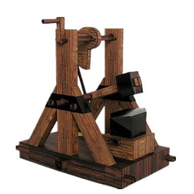 Puzzle 3D Modelul de hârtie Lucru Manual Din Hârtie Μοντέλα και κιτ δόμησης Articole de mobilier Reparații Clasic Unisex Cadou