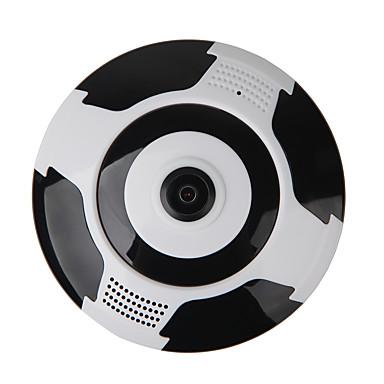 Veskys® 960p 360 grad fisheye full view ip wi-fi kamera (1.3mp fisheye wi-fi 10m fast vision dual talk)