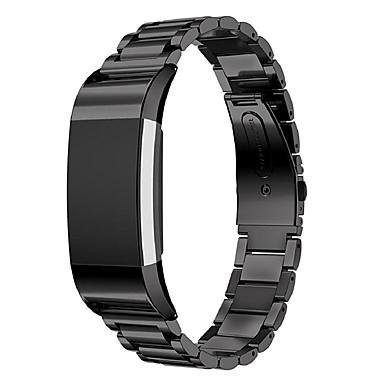 drei Perlen Fitbit Ladung 2 Smart Watch Band - schwarze Uhrenarmbänder für fitbit