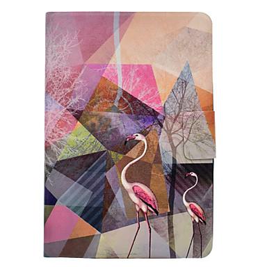 غطاء من أجل Apple باد البسيطة 3/2/1 باد 4/3/2 iPad Air 2 iPad Air حامل البطاقات مع حامل قلب مغناطيس نموذج غطاء كامل للجسم البشروس طائر