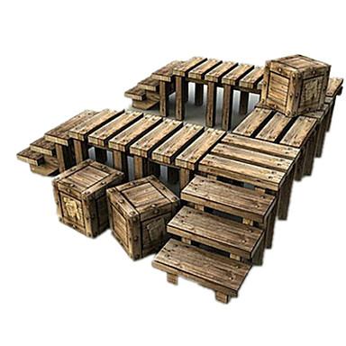 Puzzle 3D Μοντέλα και κιτ δόμησης Jucarii Clădire celebru Navă Arhitectură 3D Reparații Simulare Hârtie Rigidă pentru Felicitări Ne