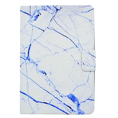 Caz pentru ipad pro 10.5 pro 9.7 model de marmură pu material din piele carcasă plată de protecție pentru ipad 2017 ipad aer 2 air ipad 2