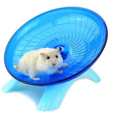 Nagetiere Hamster Silikon Laufräder Blau Rosa