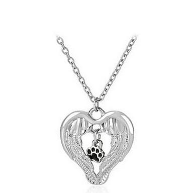 Dames Hangertjes ketting Sieraden Legering Basisontwerp Modieus Kostuum juwelen Sieraden Voor Verjaardag Dagelijks Causaal