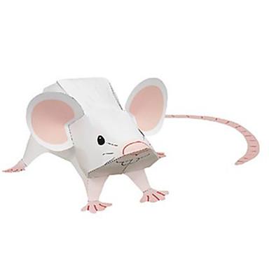 3D - Puzzle Papiermodel Spielzeuge Quadratisch Tiere Heimwerken Hartkartonpapier keine Angaben Stücke