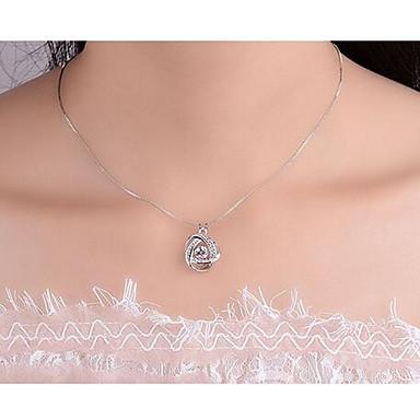 Dames Kettingen Sieraden Standaard Modieus Euramerican Sieraden Voor Bruiloft Feest Verjaardag Dagelijks gebruik Dagelijks