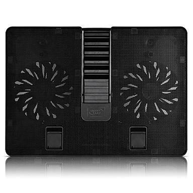 Verstellbarer Ständer Klappbar Andere Laptop MacBook Laptop Stand mit Adapter Stehen Sie mit Kühlventilator Metall