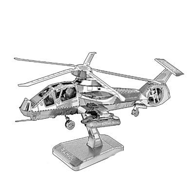 Puzzle 3D Puzzle Metal Aeronavă 3D Articole de mobilier Reparații Crom MetalPistol Clasic Unisex Cadou