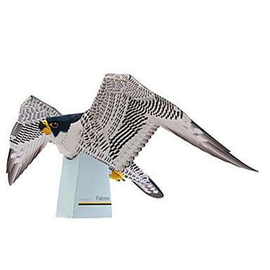 3D - Puzzle Papiermodel Modellbausätze Quadratisch Tiere Heimwerken Hartkartonpapier Klassisch Unisex Geschenk