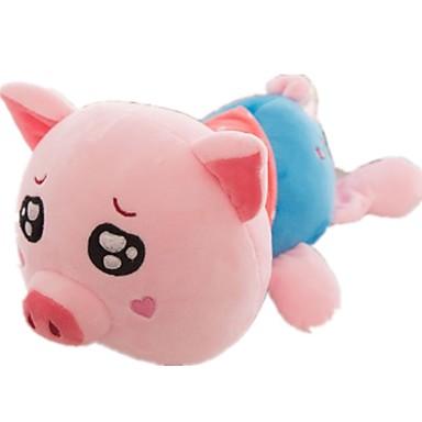 Plüschtiere Spielzeuge Schwein Baumwolle Unisex Teen Stücke