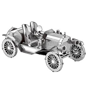 Spielzeug-Autos 3D - Puzzle Holzpuzzle Metallpuzzle Schleppe LKW 3D Heimwerken Edelstahl Chrom Metal Klassisch Züge Unisex Geschenk